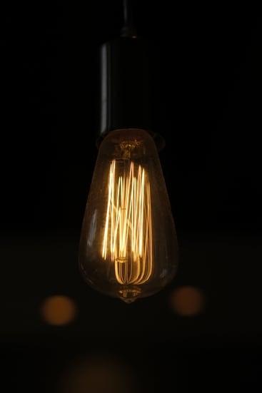 Loft Edison bulb