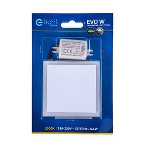 Silber Evo Weiß Warme Farbe 3000 K. small 3