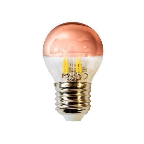 4 W LED Glühbirne G45 E27 Golden Rose