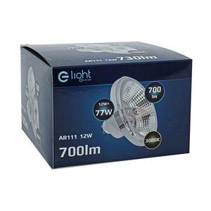 Lampe Ar111 12 W Gu10 3000 K / Weiß Mit Reflektor small 4