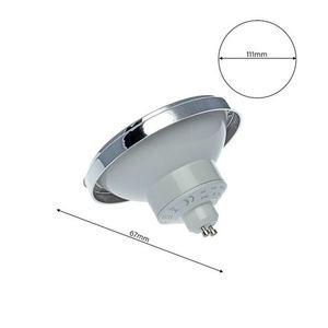 Lampe Ar111 12 W Gu10 3000 K / Weiß Mit Reflektor small 5