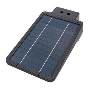 Schwarze Solar Straßenlampe 8W 4000K IP65 small 1