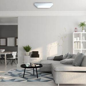 Weiß Memphis 24 W LED 4000K Plafond small 6