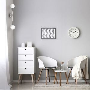 Weiße Wandleuchte Geneva White 2x E14 small 1