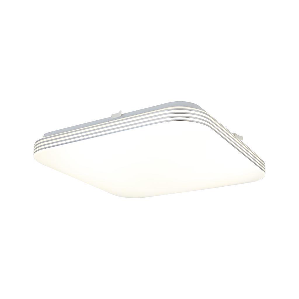 Weißer Ajax 17 W LED Plafond