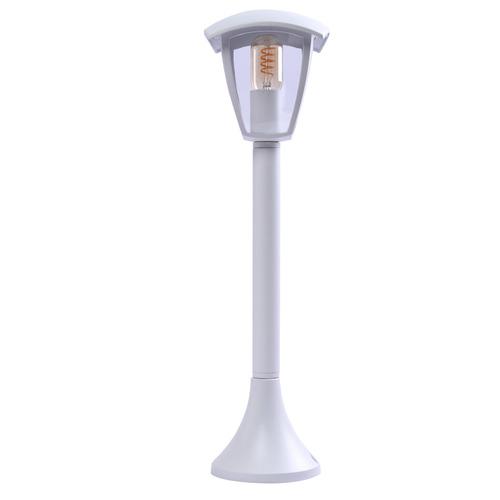 Fox White Stehende Gartenlampe 1x E27 Large IP44