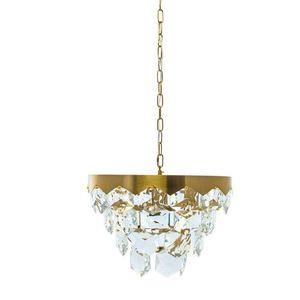 Grace Gold Kristall Kronleuchter 6x E14 small 1