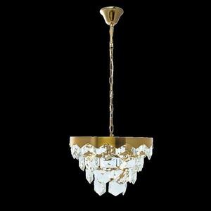 Grace Gold Kristall Kronleuchter 6x E14 small 8