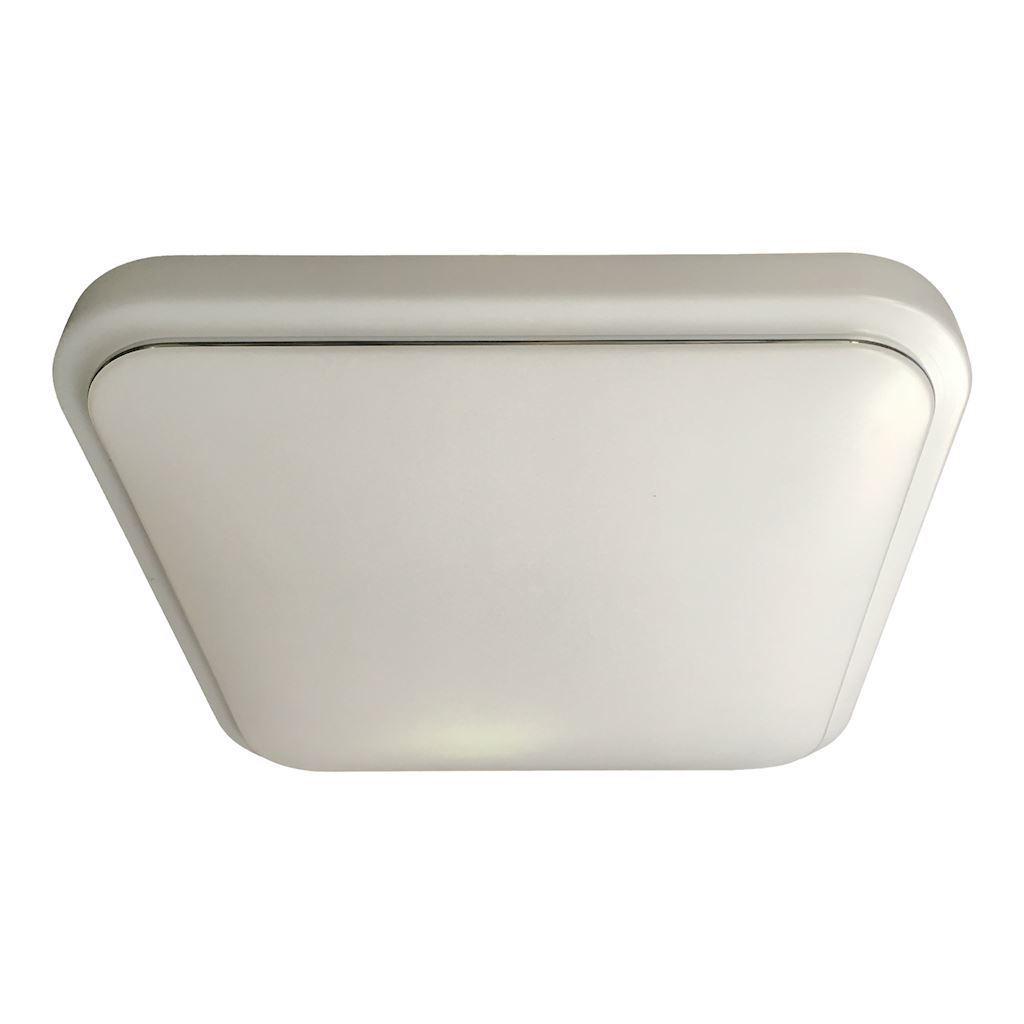 Weißer Greg 12 W LED Plafond