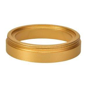 Goldener Ring für Lampenglimmer small 1