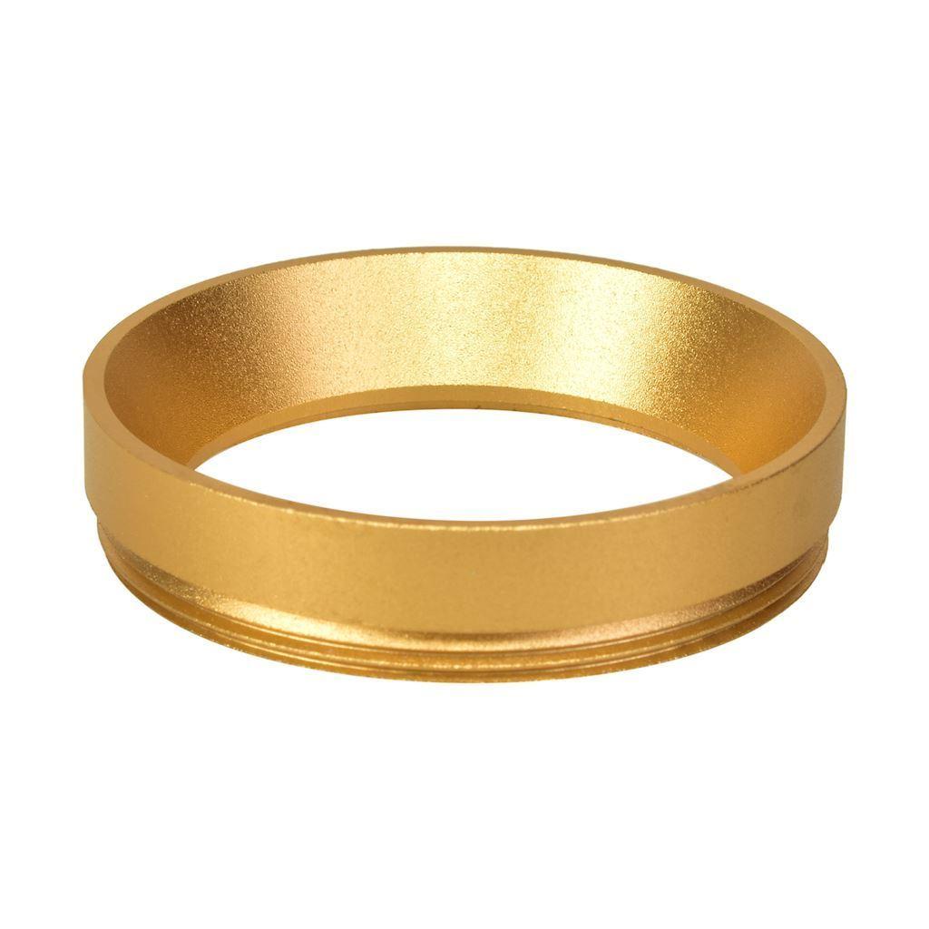 Goldener Ring für Lampenglimmer
