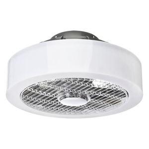Mistral 45 WZ LED Deckenleuchte mit Ventilator, Opaldiffusor small 11
