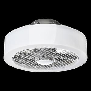 Mistral 45 WZ LED Deckenleuchte mit Ventilator, Opaldiffusor small 8