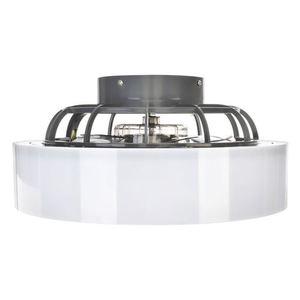 Mistral 45 WZ LED Deckenleuchte mit Ventilator, Opaldiffusor small 9