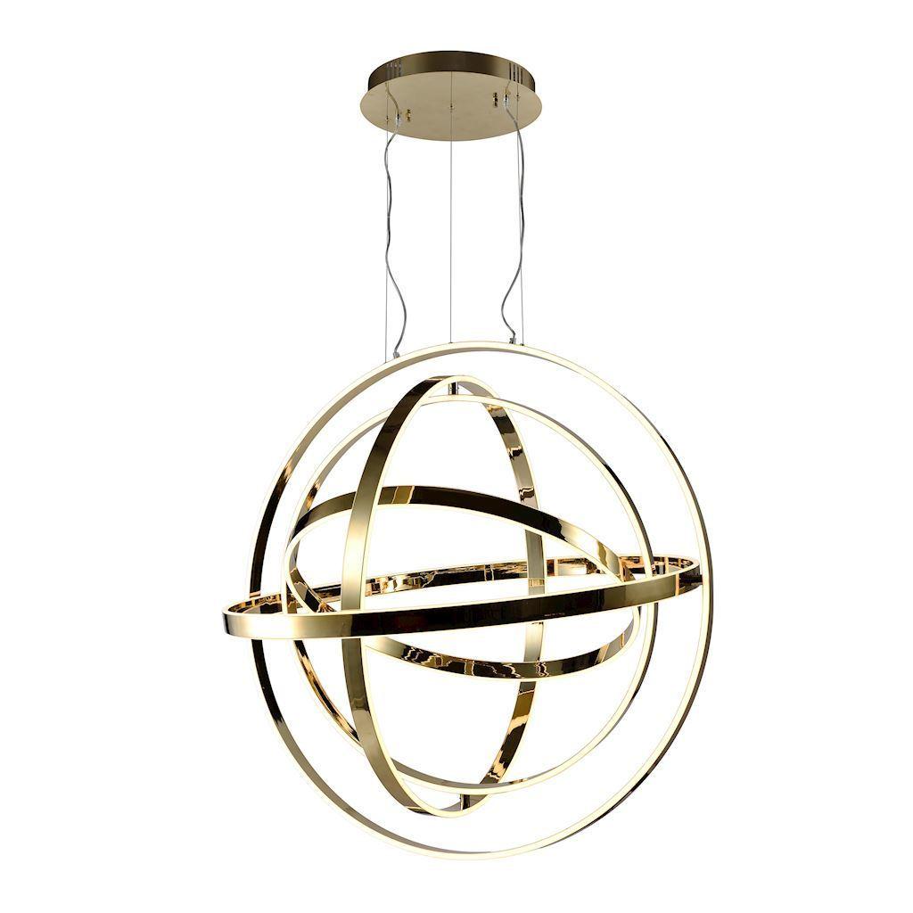 Copernicus Gold 260 W LED Pendelleuchte