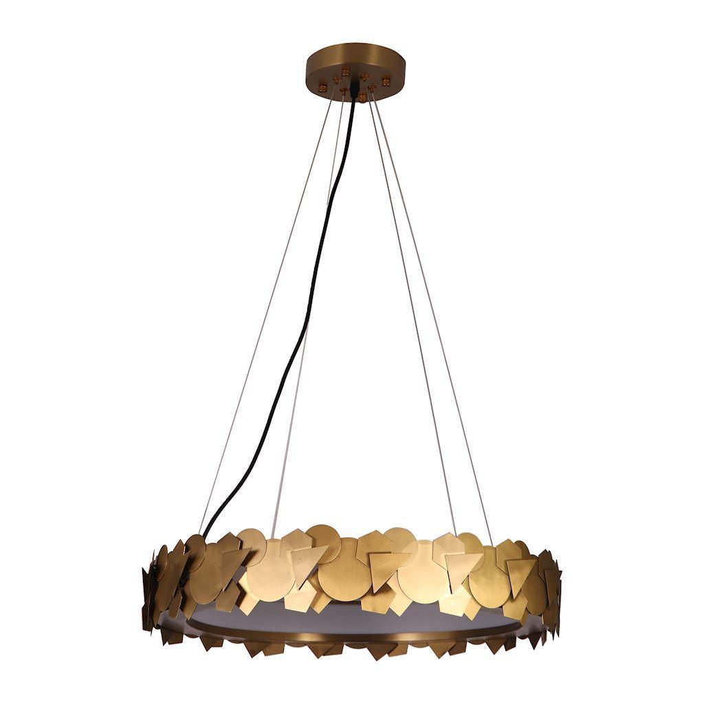 Soho Gold 24 W LED Pendelleuchte