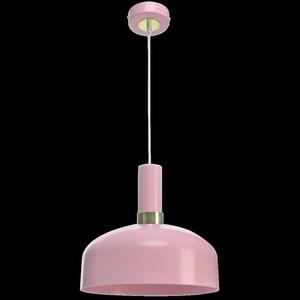 Pink Malmö Pink 1x E27 Hängelampe small 8