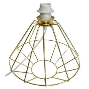 Weiße Stehlampe Lupo Wite / Gold 1x E27 small 1
