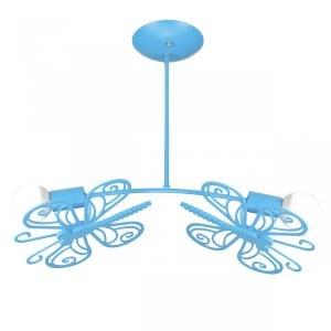 Butterfly 2 decke blau small 5