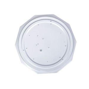 Weißes Hex 16 W LED Plafond small 2