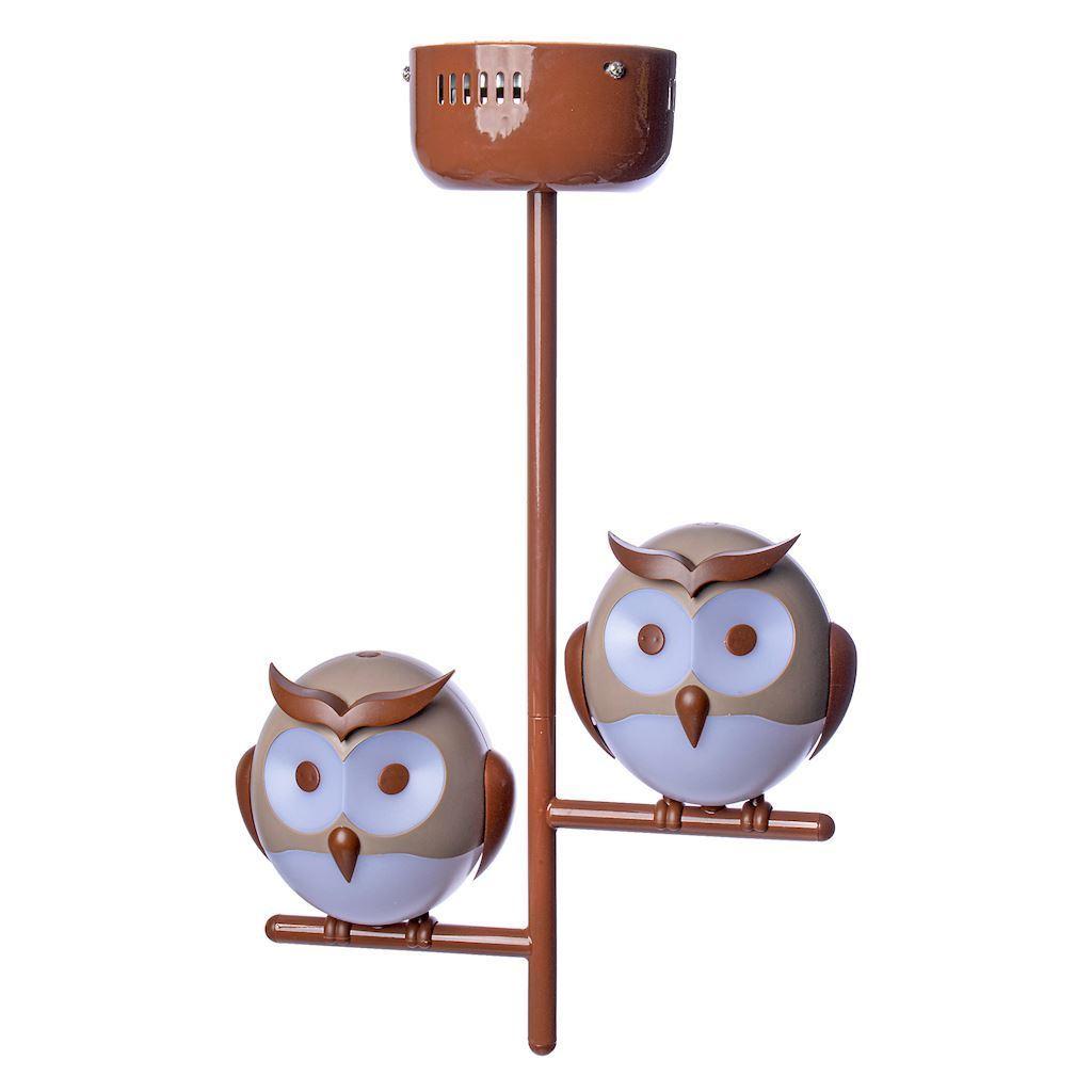 Deckenleuchte Owl 2 Xg9 Led