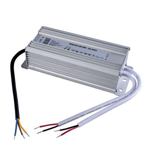 60W Ip67 IP67 LED-Netzteil