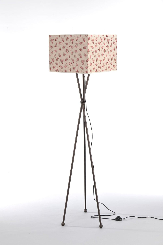 Stehende ROSE Lampe Square No. 2488