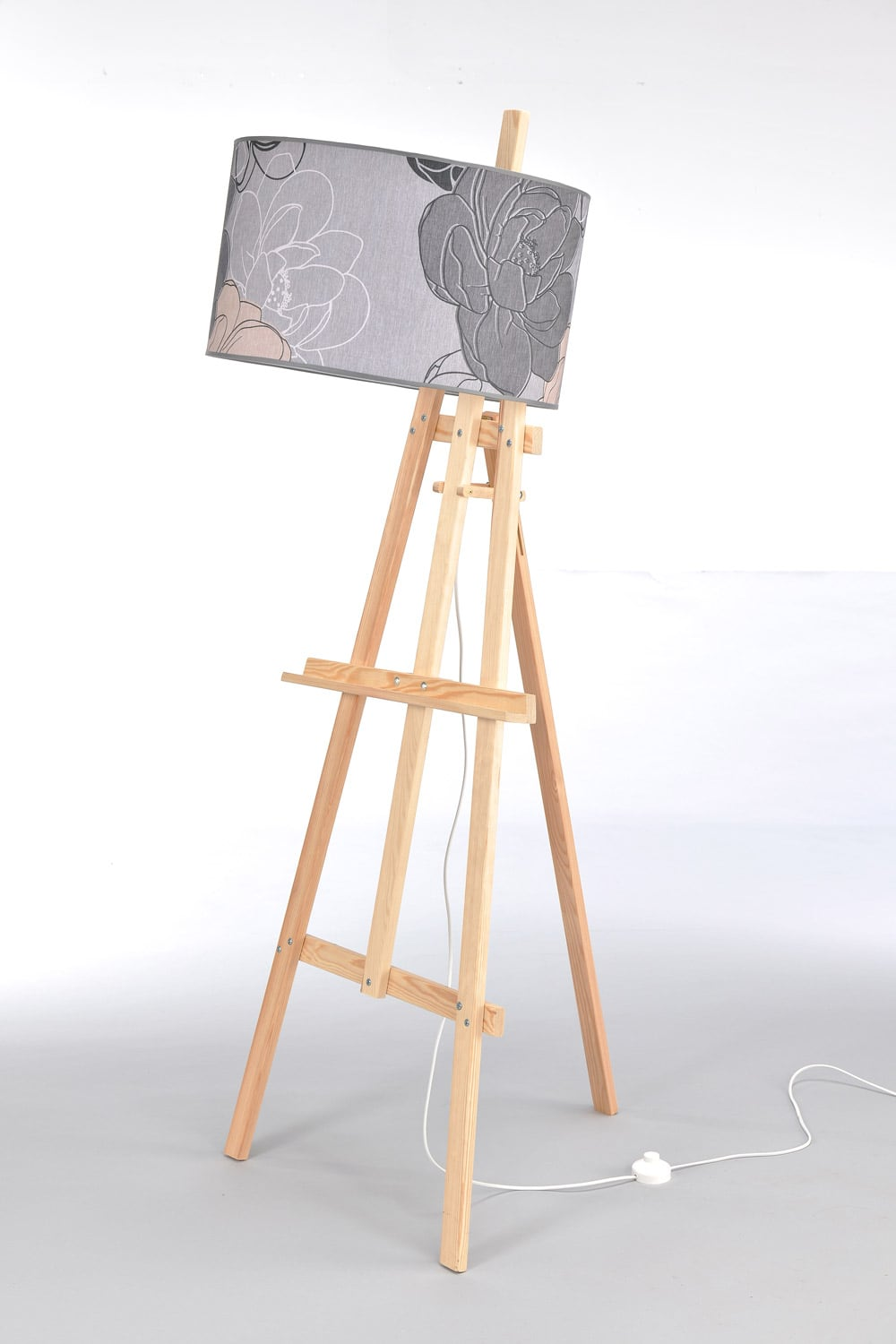 Stehleuchte Easel Light Wood No. 2483