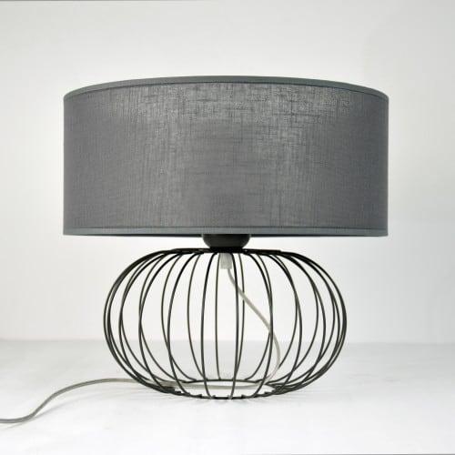 Nachtlampe SMALL BALL GREY NR 2497