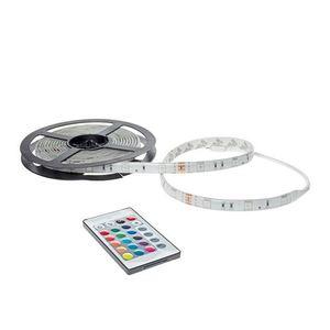 LED RGB 5M Set mit IP65 Controller und Fernbedienung small 1