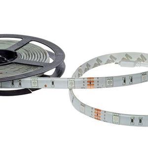 LED RGB 5M Set mit IP65 Controller und Fernbedienung small 0