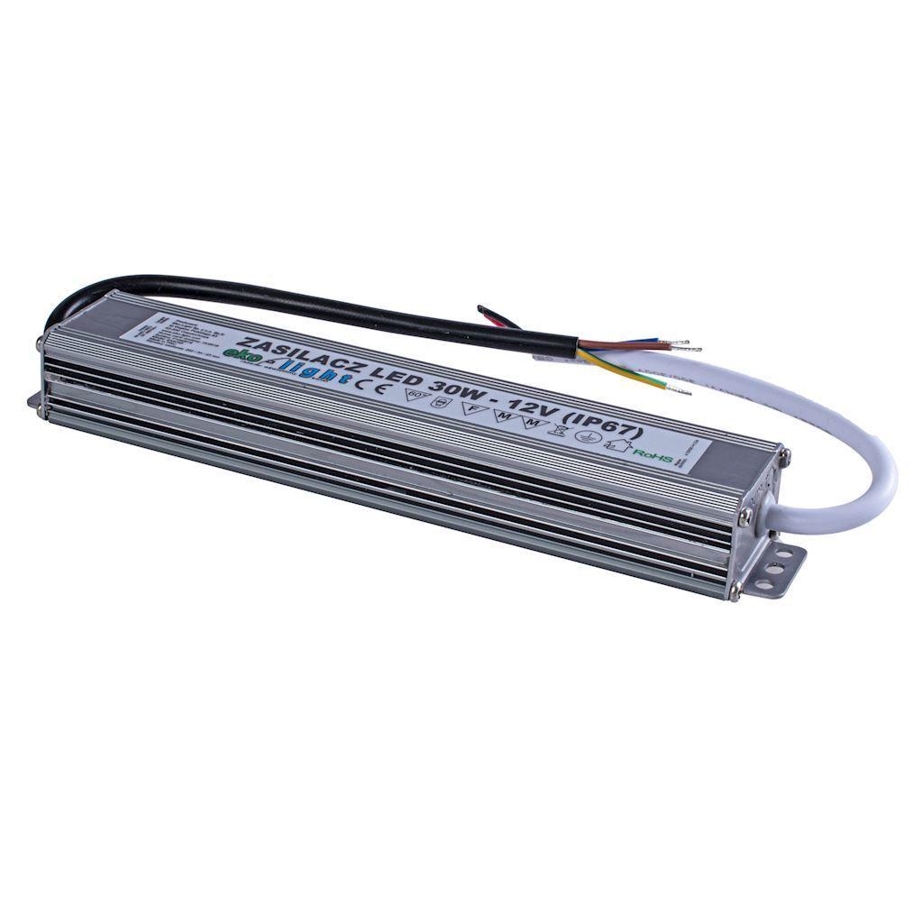 LED-Netzteil 30W Ip67 IP67