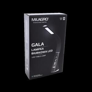 Schreibtischlampe Gala 6 W LED Schwarz small 6