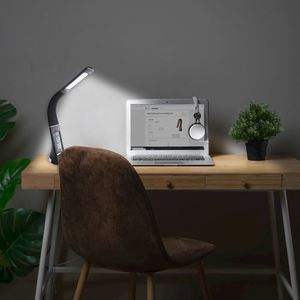 Schreibtischlampe Gala 6 W LED Schwarz small 8