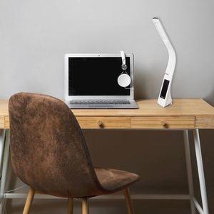 Schreibtischlampe Gala 6 W LED Weiß small 7