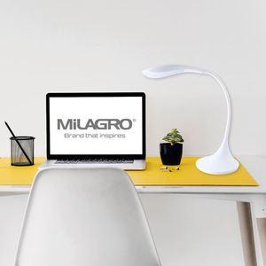 Schreibtischlampe Viper 5,5 W Led Weiß small 6