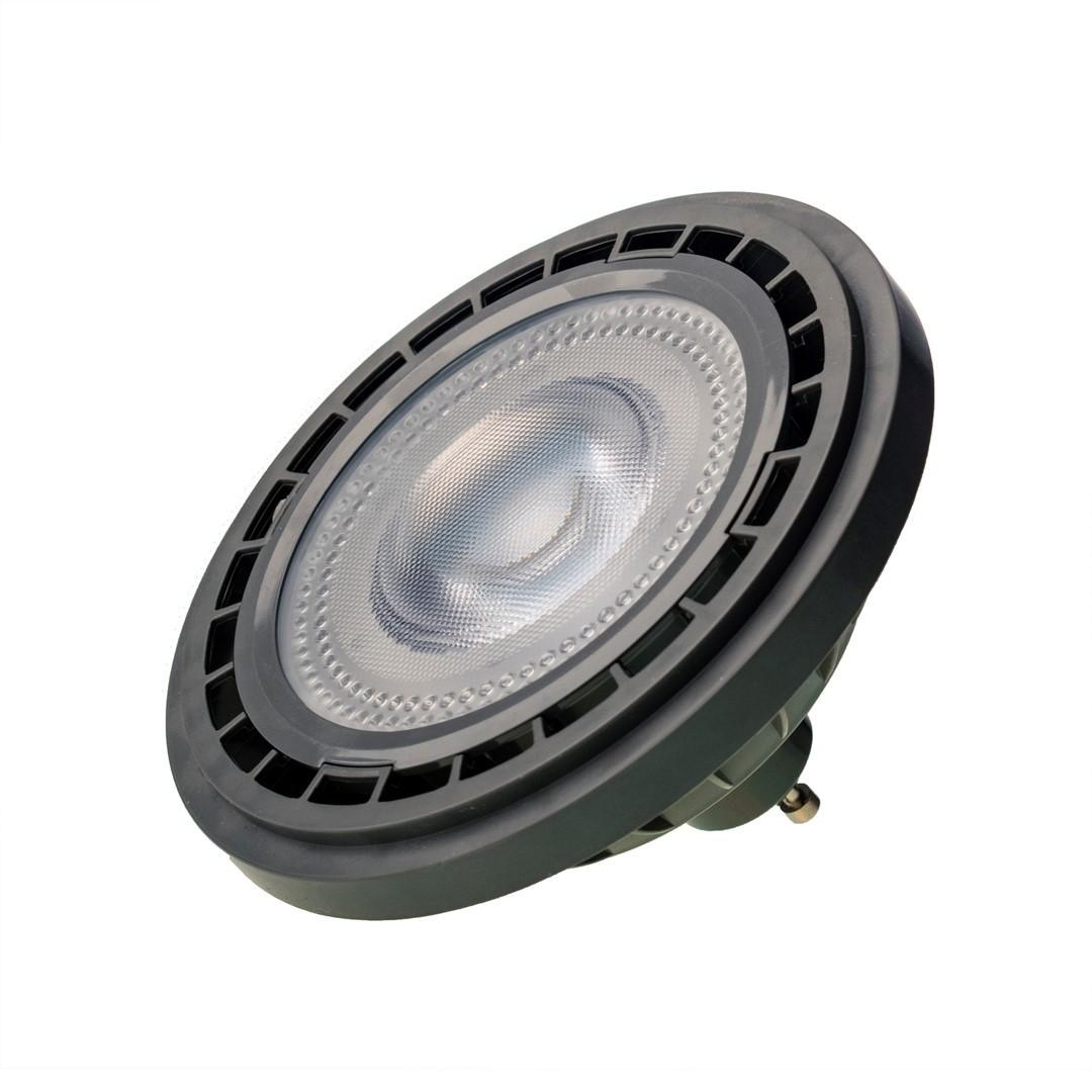 Glühlampe Ar111 10 W Gu10 4000 K / Grau