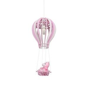 Hängelampe Ballon Pink 1x E27 60 W. small 2