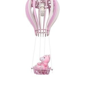Hängelampe Ballon Pink 1x E27 60 W. small 3