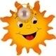 Sunshine3 Wandleuchte 521.61.08 small 2