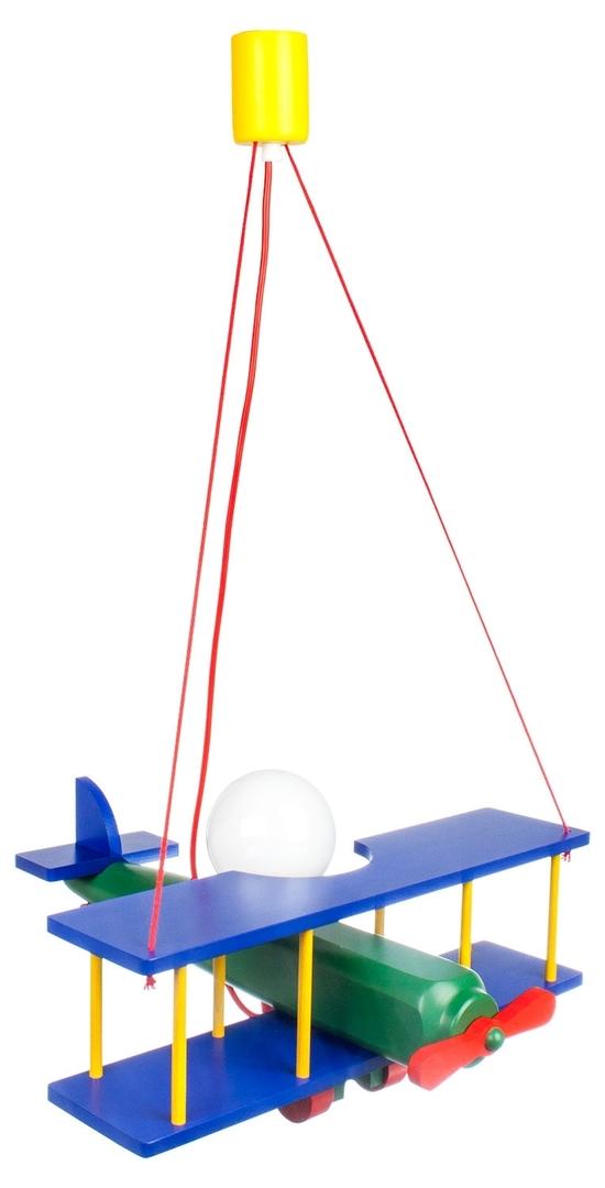 Hängelampe für ein Kind, großes Flugzeug 104.11.08