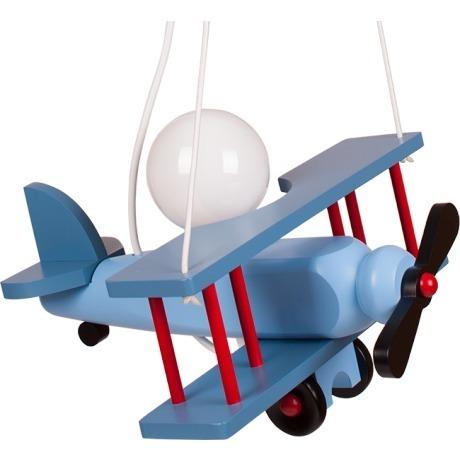 Hängelampe, kleines Flugzeug 104.10.18