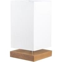 Tischleuchte aus quadratischem Holz 2 - 411.14.02 small 1