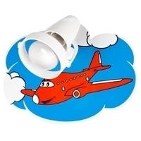 Wandleuchte Flugzeuge 521.71.08 small 1
