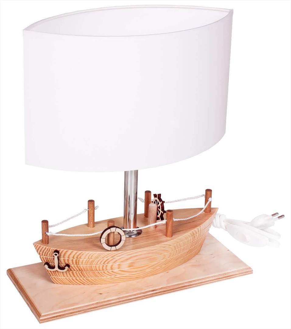 Schiffstischlampe 411.25.01