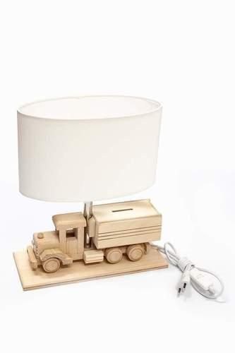 Kindertischlampe Truck - Sparschwein 411.24.09