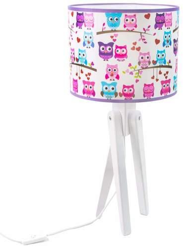 Kindertischlampe Trivet Stativ weiß 421.02.23