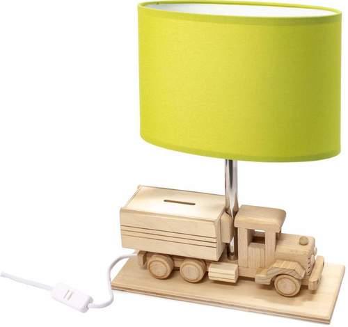 Kinderlampe Truck - Sparschwein 411.24.25