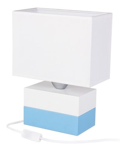 Zweifarbige Tischlampe Colorato 411.35.29