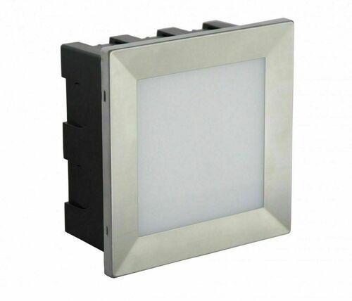 Wand LED Inox D 04